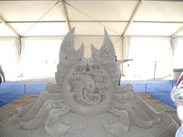 Boyd Visit to Neptune Festival Sept 2014