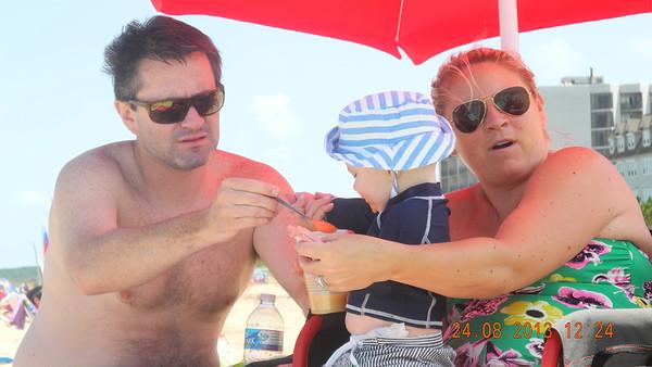 Boyd Visit to Va Beach August 2013
