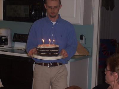 Brenna's Birthday 2007