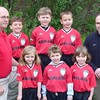 Dalton 1st on left back row 2007.