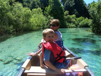 Canoe Trip 2010