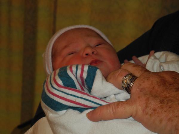 Caroline Corcoran Boyd-Birth & Homecoming