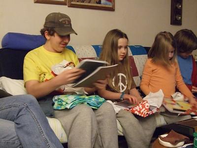Chandler Christmas 2009