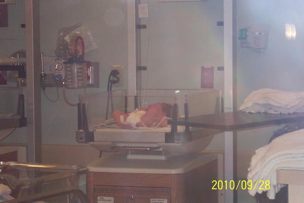 Chandler's Birth Day 9/28/2010