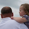 Grandpa and Hailey Air show June 2011