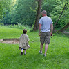 Coop and Uncle Matt fishing May 2011