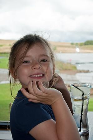 Chloe @ Kielder Water Sep 11
