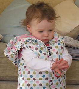 Chloe & Olivia Nov 2011