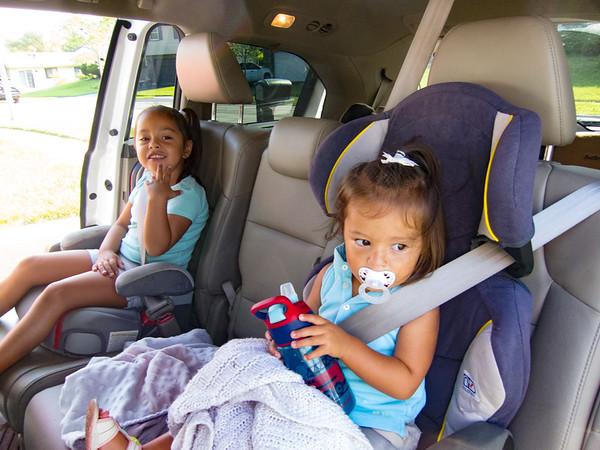 Chloe and Aubrey Day
