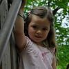 "Chloe playing ""models"" - Alnwick Gardens"