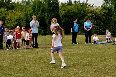 Chloe's Sports Day - (Mainly Chloe)