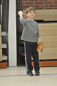 1st T-Ball Practice 3-28-2011