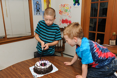 Christian Groeper 9th Birthday