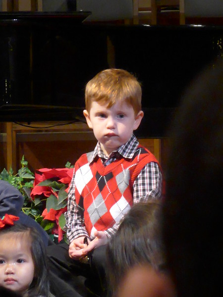 Colby Christmas Program 2016