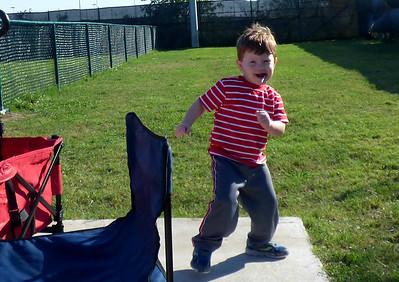 Connor 2016 Baseball