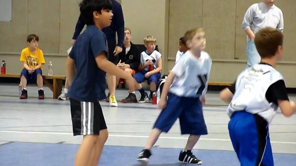 Connor Basketball 2013