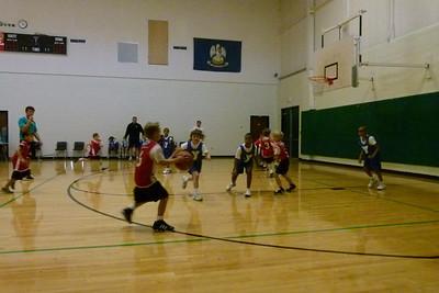 Connor Basketball