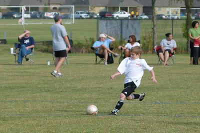 Connor Soccer 9/17/11