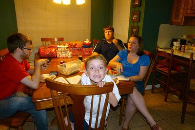 Connors 7th Birthday