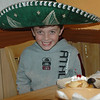 Dalton celebrates his 8th Birthday 2/11/2010 at El Azteca Mexican Resturant in Ashland.