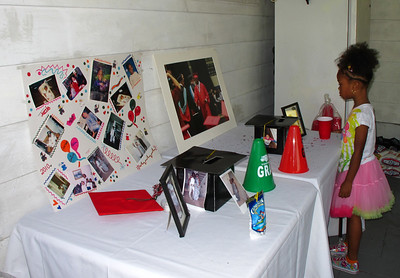 Dejuan's Graduation Party