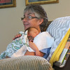13 Days Old With Grandma