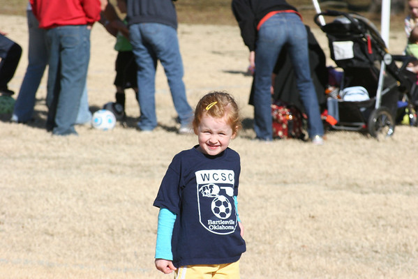 Emma Kate's Soccer Game NOV. 6
