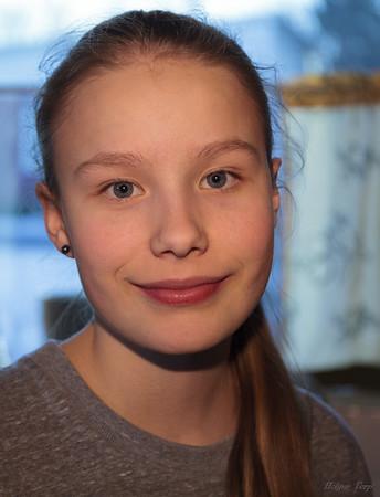 Kristín Lovísa Andradóttir 14 ára :)
