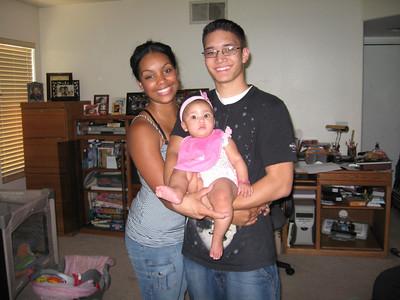 Porsche, Jaylie and Chris.