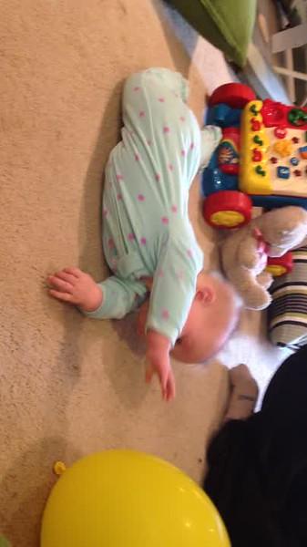 Freya 6 months to 1 year