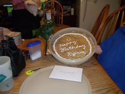 Kymm's Birthday 2011