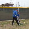 Jordan hitting practice 2