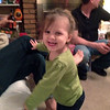 Scarlett (at Beau and Amy's)<br /> Dallas Christmas 2012