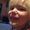 Tristen just turned 4!<br /> Dallas Christmas 2012