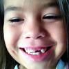 Makiyah's losing teeth!<br /> Dallas Christmas 2012