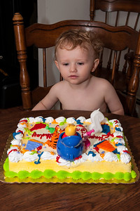 Gregory 2nd Birthday