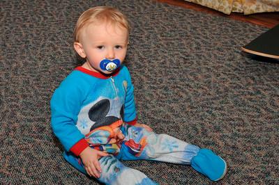 Resting on Floor 2-20-2012