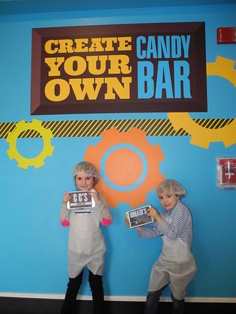 Hershey Park Chocolate World Visit