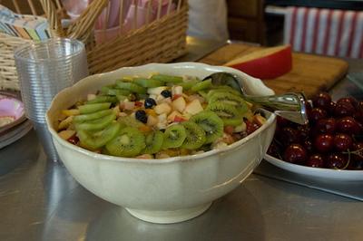 Best fruit salad I've ever eatten.