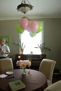 Look Thalia, Balloons and Peonies.