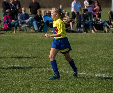 Isabel Soccer 2018