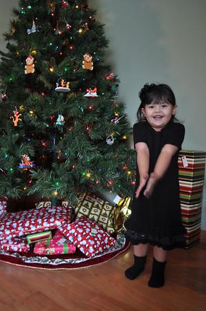 Jadyn - Christmas 2012