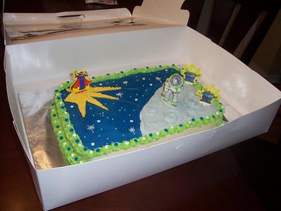 Jake's Birthday 2007