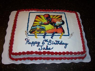 Jake's Birthday 2009