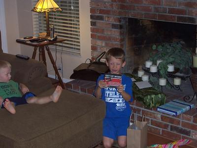 Jake's Birthday 2011