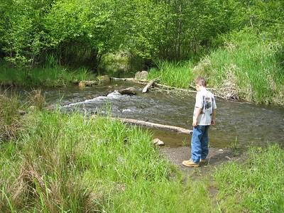 Jakob fishing Deer Lake 5-18-2005