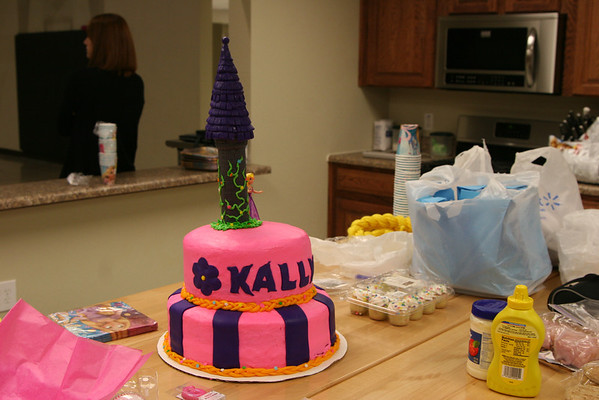 Kallyn's 6th Birthday 2012