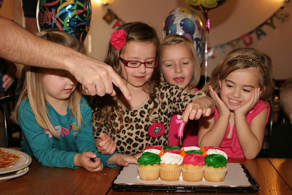 Kallyn's 7th Birthday