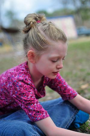 Katie, February 2011