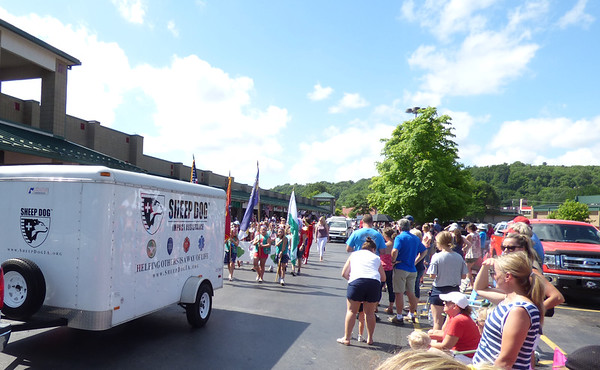 Kelsey Parade July 4 2018
